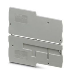 Endplate and partition plate for terminal block Phoenix D-PTIO 1,5/S/3 3244575