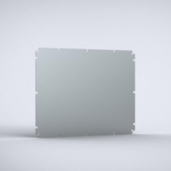 Mounting plate, 300x600