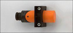 IB5063: Induktiver Sensor; Ø 34 / L = 98 mm; Schaltabstand 2