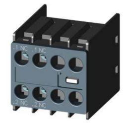 Auxiliary contact block Siemens 3RH2911-1HA02 3RH29111HA02