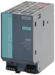 Power supply SITOP PSU200M, single and 2-phase 24 V DC/10 A