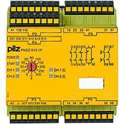 PNOZ XV3.1P C300/24-240VACDC 3NO 1P PNOZ