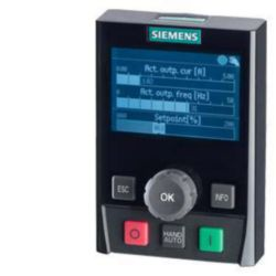 SINAMICS G120 INTELLIG.OPERAT.PANEL IOP SIEMENS 6SL32550AA004JA1