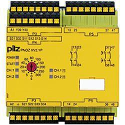 PNOZXV2.1PC300/24-240VACDC2N/O2N/O PNOZX