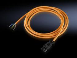 CONNECTION CABLE, 3M ORANGE