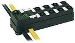 Fieldbus, decentr. periphery - digital I/O module Murrelektronik MVK12-ASI DI4/ DO4/2A 55624