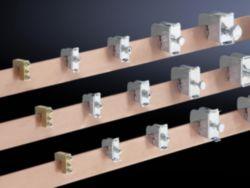 Leiteranschlussklemmen für Rundleiter 2,5-16 mm²/lam. Kupfer (für E-Cu 10 mm)