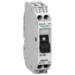 Miniature circuit breaker (MCB) Schneider Electric GB2CD08 GB2CD08