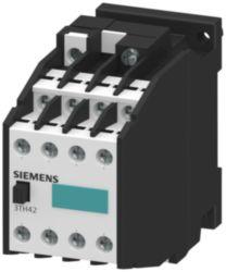 Contactor relay 62E, 6 NO + 2 NC, AC op. 230/220 V AC 50 Hz, 276/264 V