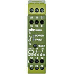 Temperature monitoring relay Pilz S1MN 48VAC 839405