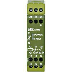 Temperature monitoring relay Pilz S1MS 230VAC 839760