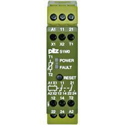 Temperature monitoring relay Pilz S1MO 110VAC 839630