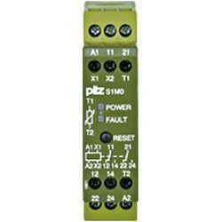 Temperature monitoring relay Pilz S1MO 240VAC 839655
