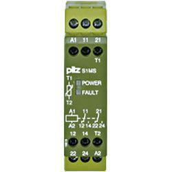 Temperature monitoring relay Pilz S1MS 240VAC 839765