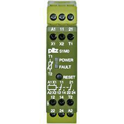Temperature monitoring relay Pilz S1MO 230VAC 839650