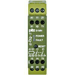 Temperature monitoring relay Pilz S1MN 240VAC 839420