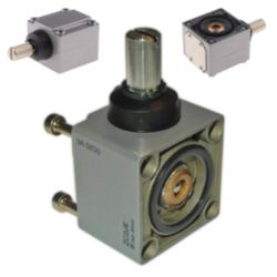 Drive head for position switches/hinge switches Schneider Electric ZC2JE01 ZC2JE01