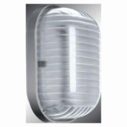 Decken- und Wandleuchte GUSCIO320 max. 100W AGL E27 Lichtgrau RAL7035 IP55