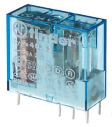 Relay 2CO 8A 12VDC