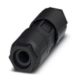 PLUG-IN CONNECTOR FOR PLUG-IN BUILDING INSTALLATION Phoenix Contact QPD C 4PE6.0 2X12-20 BK