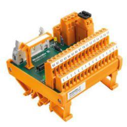 PLC COMMUNICATION MODULE Weidmuller RS 16IO 2W L H S