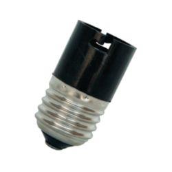 Adaptor/Lampholder E27 to B22d 110C
