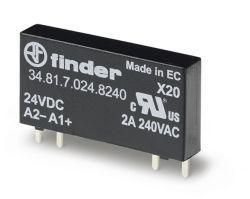 Solid state relay Finder 34.81.7.005.8240 34.81.7.005.8240