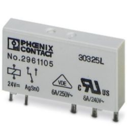 Switching relay Phoenix REL-MR- 24DC/21 2961105