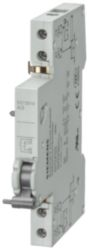 Auxiliary current switch 1 NO + 1 NC for miniature circuit breaker 5SL