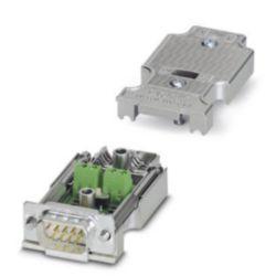 D-Sub connector Phoenix SUBCON-PLUS-PROFIB/AX/SC 2744380