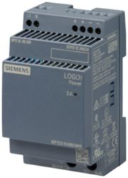 Power supply LOGO!Power, single-phase 24 V DC/2.5 A