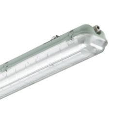 2 Lampen - MASTER TL-D - 36 W - Elektronisch, Hochfrequenz - Farbe: Grau - Anschluss: Schraubanschlussblock