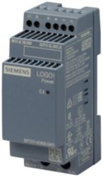 Power supply LOGO!Power, single-phase 24 V DC/1.3 A
