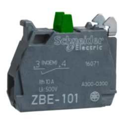 Auxiliary contact block Schneider Electric ZBE101 ZBE101