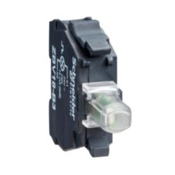 Lamp holder block for control circuit devices Schneider Electric ZBVB1 ZBVB1