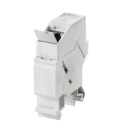 RJ45 connector, IP20, Connection 1: RJ45, Connection 2: RJ45Colour-coded pin assignment acc. to<lt/>br/<gt/>EIA/TIA T568 A (copper)