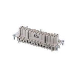 Industrial Connector, 24 Pin + PE Socket