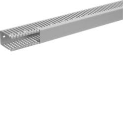 BA6, bedradingskanaal + deksel 60x40 mm, grijs