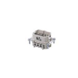 IndConnector,6Pin + PE Connector insert