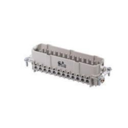 CONNECTOR 24P+A/16A MALE           INZET