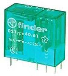Switching relay Finder 40.61.6.110.0000 40.61.6.110.0000