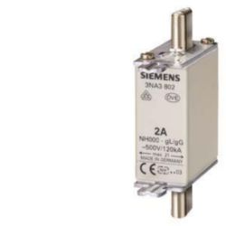 Low Voltage HRC fuse Siemens 3NA3814 3NA3814