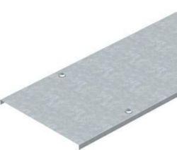 Deckel mit Drehriegel für Kabelrinne und Kabelleiter 100x3000, St, FS