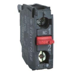 Auxiliary contact block Schneider Electric ZENL1121 ZENL1121
