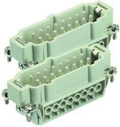 Contact insert for industrial connectors Harting 09.33.016.2611 09330162611