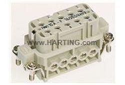 Contact insert for industrial connectors Harting 09.20.010.2812 9200102812