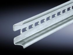Support rails TS35/15 to EN 50022
