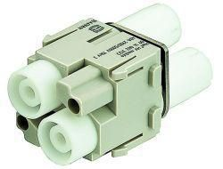 Contact insert for industrial connectors Harting 09.14.002.3123 09140023123
