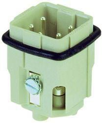 Contact insert for industrial connectors Harting 09.20.004.2611 09200042611