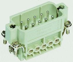 Contact insert for industrial connectors Harting 09.20.010.2612 09200102612